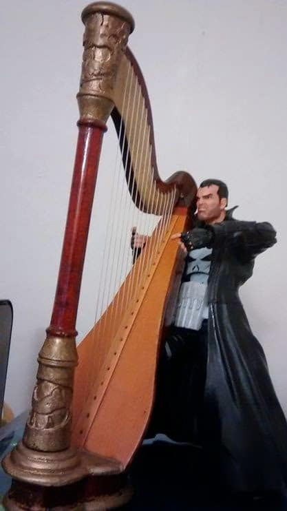My Favorite Miniature Harp