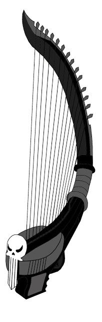 WarHarp, The Punisher's Harp