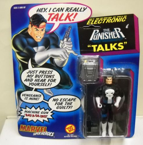 The Electronic Talking Punisher MIB version