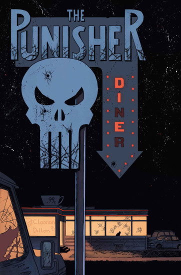 Cover for Punisher #2