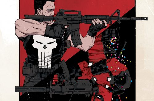Deadpool vs. Punisher (I Hate Deadpool!)