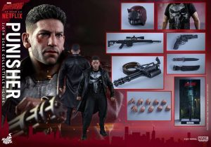 Jon Bernthal Punisher figure from Hot Toys 8