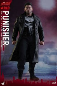 Jon Bernthal Punisher figure from Hot Toys.