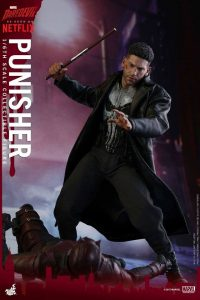 Jon Bernthal Punisher figure from Hot Toys 3.