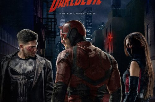Promo poster for Daredevil Season 2