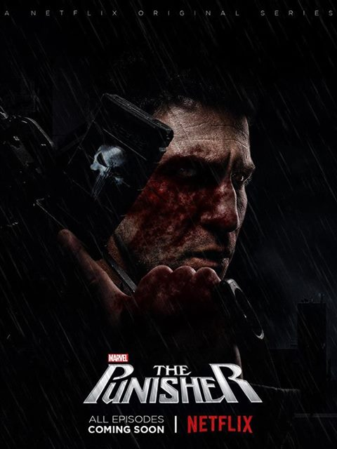 Punisher Fan Made Poster.
