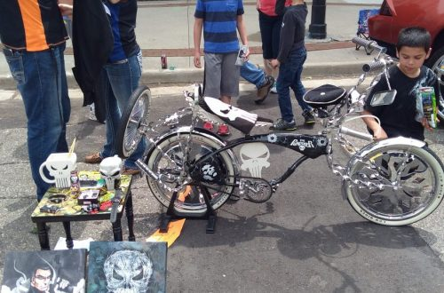 Awesome Punisher Bike!