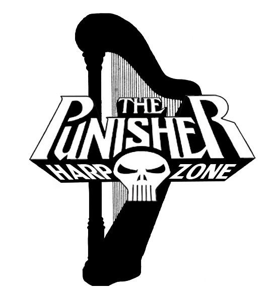 Punisher Harp Zone's Official Logo
