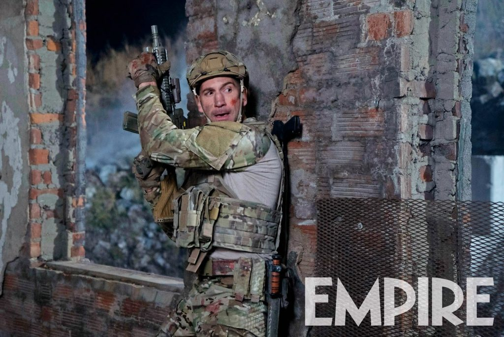 Jon Bernthal in this exclusive photo from Empire Magazine showing him as Frank Castle before he became The Punisher.