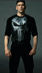 Jon Bernthal as The Punisher!