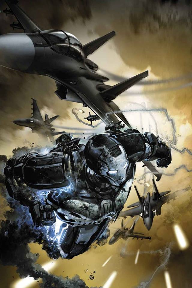 Punisher #221 cover by CLAYTON CRAIN